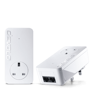 dLAN® 550 duo+ Powerline